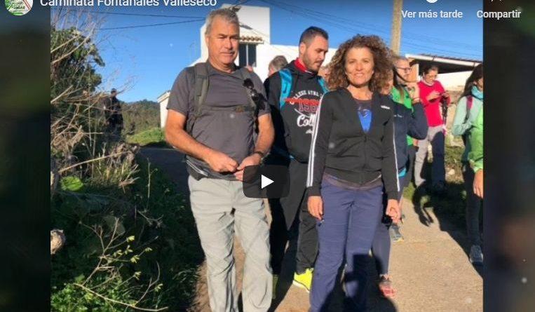 Vídeo caminata Fontanales – Valleseco