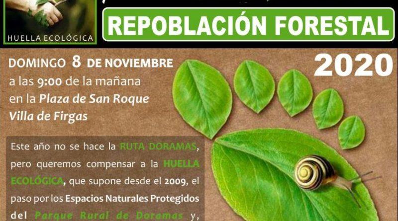 Huella Ecológica, RUTA DORAMAS 2020, Trofeo Loype